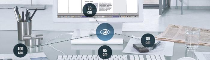 Офисные линзы для работы за компьютером