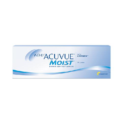 Контактные линзы Acuvue MOIST 1 DAY