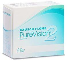Контактные линзы PureVision2