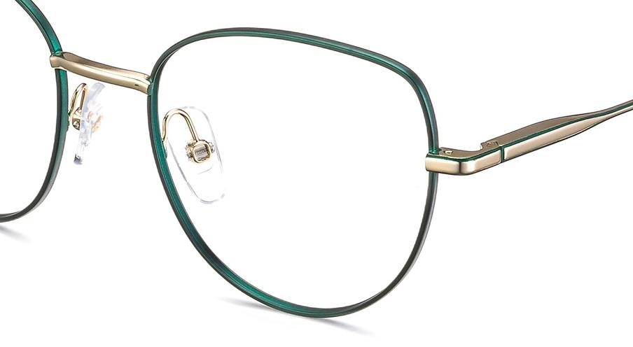 Женская оправа для очков металлическая Etnia Barcelona CATANI